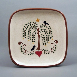 6 in. Limited Edition Dish - $29.